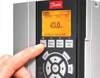 danfoss-frequenzumrichter-bedienung