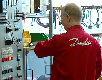 Reparatur-Danfoss